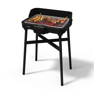 40cm Portable Electric Barbecue By Klarstein