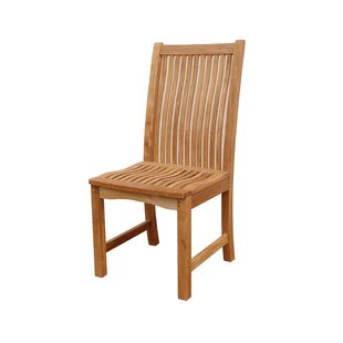 Chicago Teak Patio Dining Chair