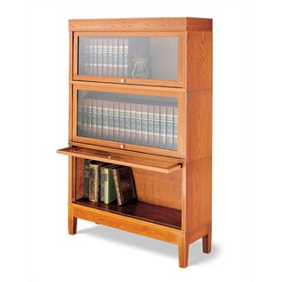 800 Sectional Series Deep Barrister Bookcase