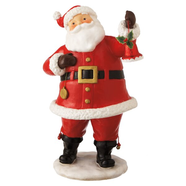 Image result for santa statue