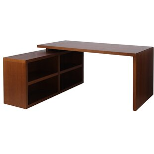 Hiroko L-Shape Desk By Ebern Designs