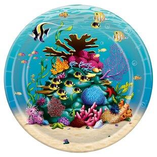 Under The Sea Paper Dessert