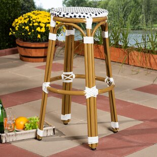 Online Reviews Weon 28 Bar Stool by Bay Isle Home Reviews (2019) & Buyer's Guide