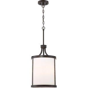 Andover Mills Sanderson 3-Light Lantern Pendant