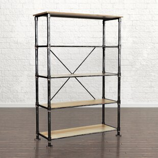 Eugenie Etagere Bookcase by 17 Stories Fresh