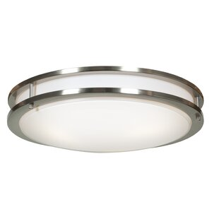 Penning 3-Light Outdoor Flush Mount