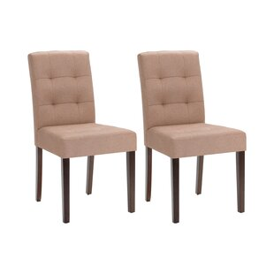 Andover Upholstered Dining Chair (Set Of 2) By Simpli Home