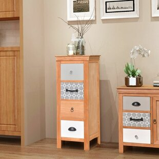 Ginny 4 Drawer Chest By Bloomsbury Market