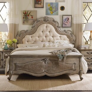 Hooker Furniture Chatelet Upholstered Panel Bed