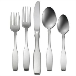 Paul Revere 5 Piece Flatware Set, Service for 1
