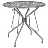 Ocilla Metal Dining Table