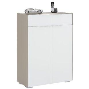 Bonavista 2 Drawer Filing Cabinet By Ebern Designs