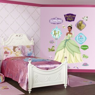Disney Princess Tiana Wall Decal