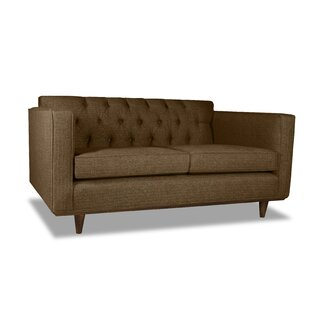 Dysart Plush Deep Sofa
