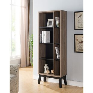 Falconer Modern Contemporary Design Display Standard Bookcase