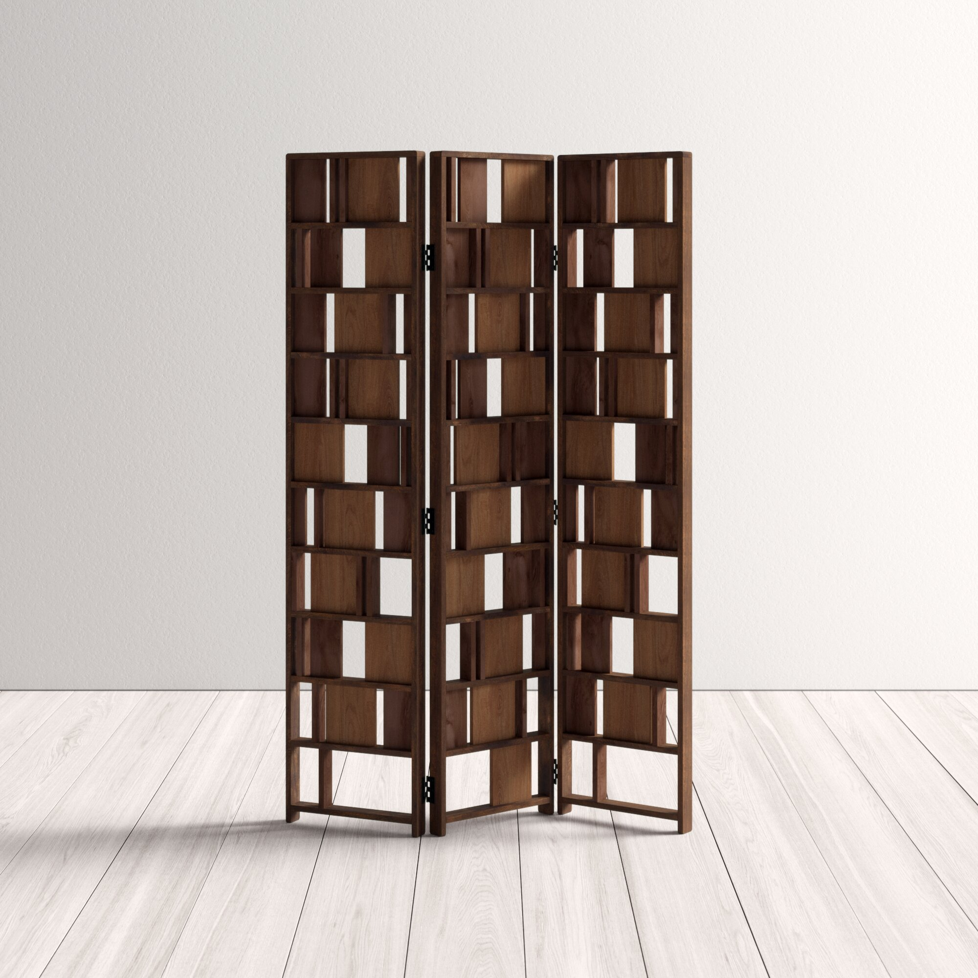 Ansel 3 Panel Room Divider Reviews Allmodern