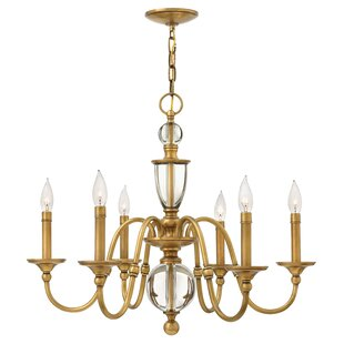 Eleanor 6-Light Chandelier