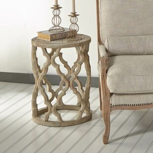 One Allium Way Crissay End Table