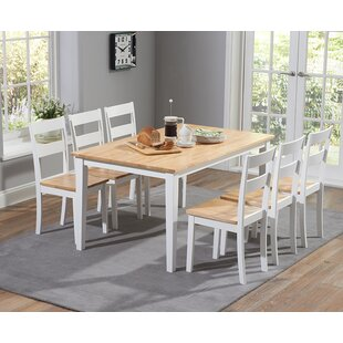Beecher Falls Dining Set With 6 Chairs