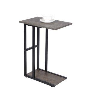 Van Nest C Shape End Table