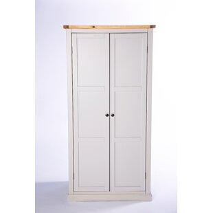 Engler 2 Door Wardrobe By Brambly Cottage