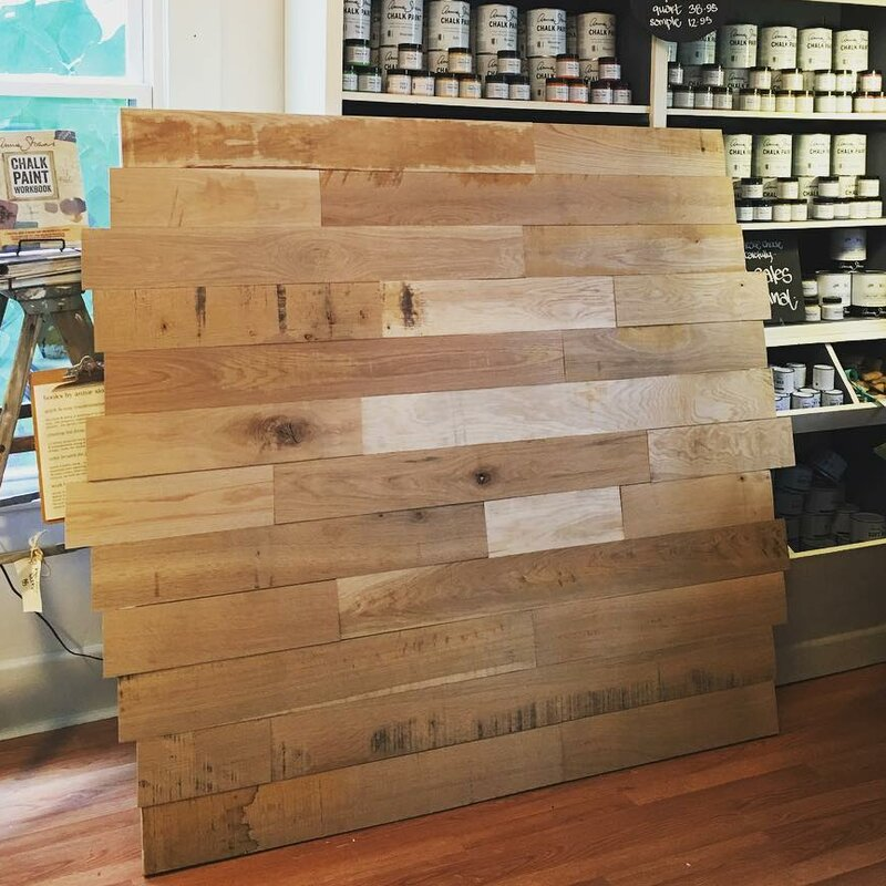 60 Reclaimed Wood Wall Paneling In Natural