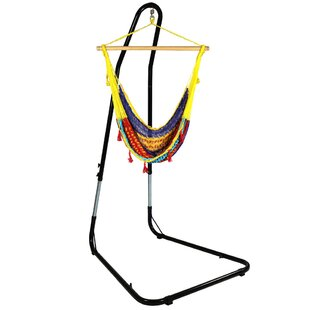 Cydney Chair Hammock With Stand by Freeport Park #2