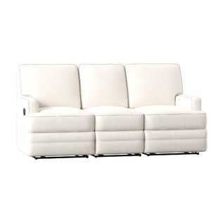 Kaiya Reclining Sofa by Wayfair Custom Upholstery™