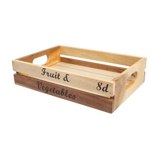 Baroque Crate Box By T&G Woodware Ltd