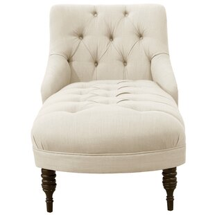 Strattenborough Tufted Slope Arm Chaise Lounge
