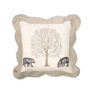 Nelms 100% Cotton Throw Pillow