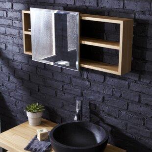 Typo 40cm X 90cm Mirror Cabinet By Tikamoon
