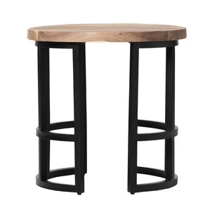Avalon End Table by August Grove