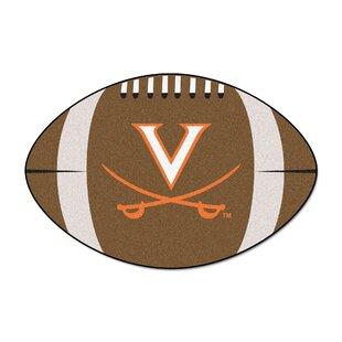 NCAA University of Virginia Football Doormat By FANMATS