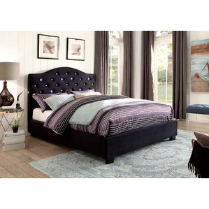 Clement Panel Bed by House of Hampton
