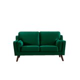 Hepworth Loveseat by George Oliver