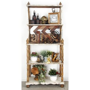 Wood Baker's Rack by Cole & Grey