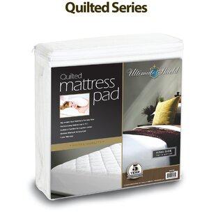 Ultimate Shield Polyester Mattress Pad
