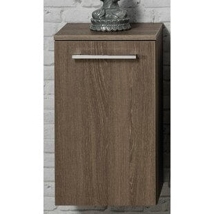 Rondo 35.5 X 59cm Wall Mounted Cabinet By Fackelmann