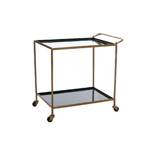 Robbie Serving Cart By Williston Forge