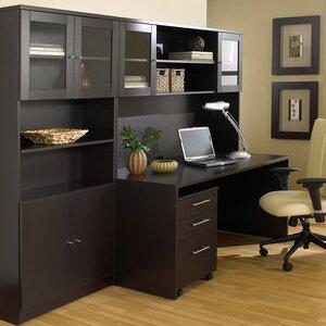 Pro X 4 Piece Desk Office Suite