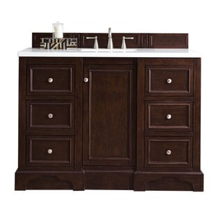 De Soto 49 Single Bathroom Vanity Base Only by James Martin Furniture