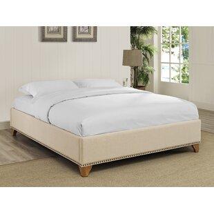 Charlton Home Glenford Upholstered Platform Bed