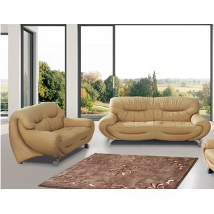 2 Piece Standard Living Room Set