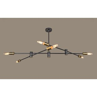 Brayden Studio Endo 6-Light Chandelier