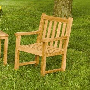 Three Birds Casual Clasic Teak Patio Chair