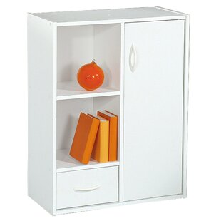 1 Door Storage Cabinet By 17 Stories