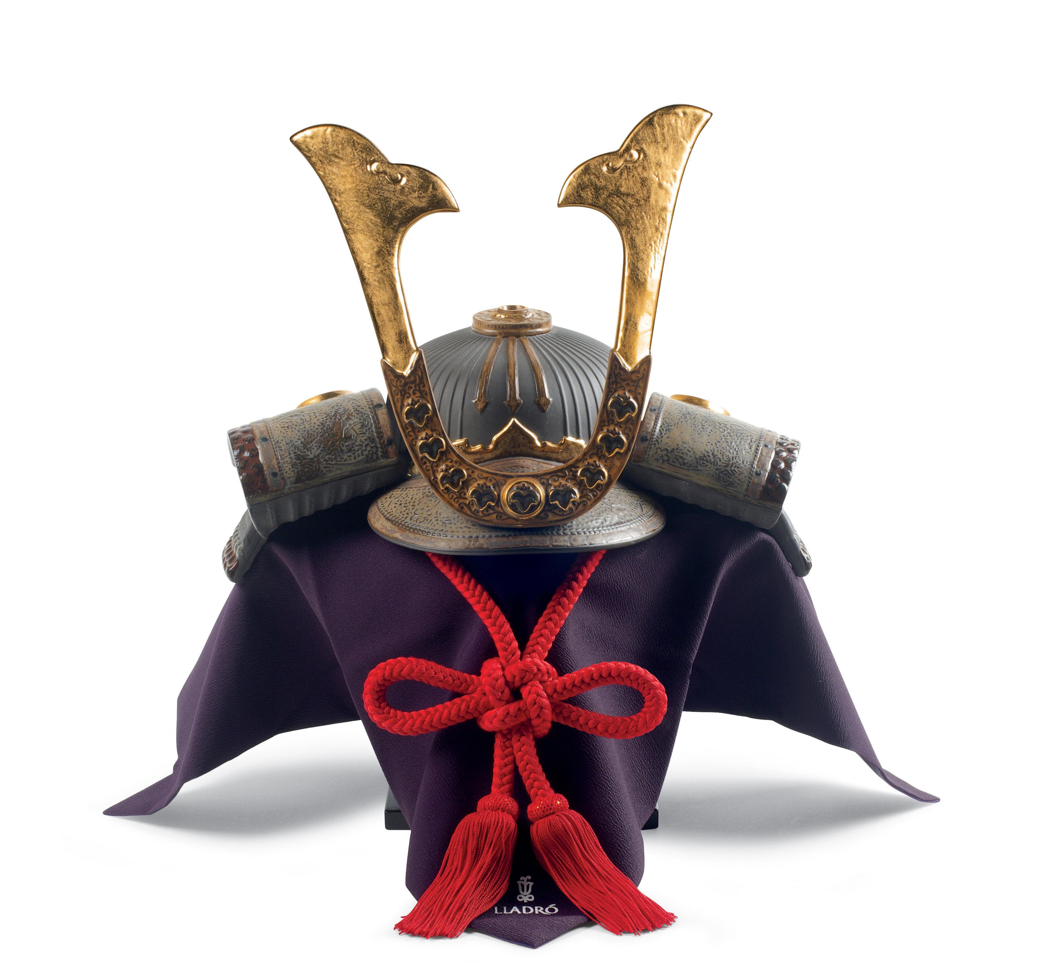 Lladro Samurai Helmet Sculpture Wayfair
