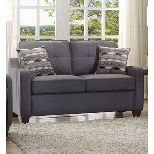 Check Prices Beyer Loveseat by Ivy Bronx Reviews (2019) & Buyer's Guide