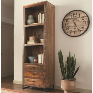 Bernd Standard Bookcase by Rosalind Wheeler New
